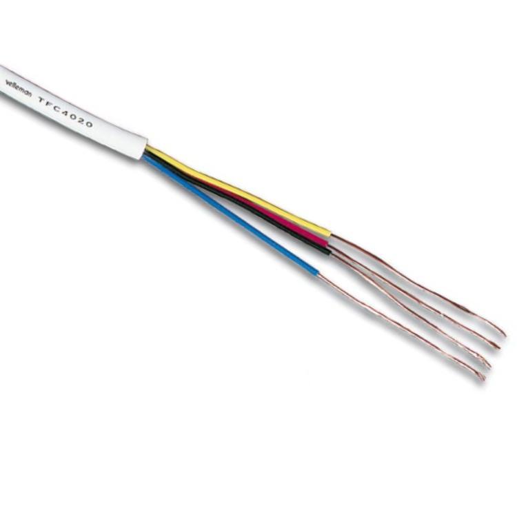 Zeer Telefoon Kabel 4-aderige kabel Winkel: Bestel goedkoop uw 4 LJ77