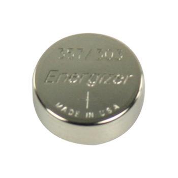 Afbeelding van 357/303 Horlogebatterij 1.55v 150mAh Energizer