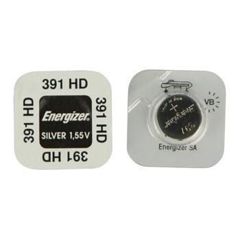 Afbeelding van 391/381 horlogebatterij 1.55V 55mAh Energizer