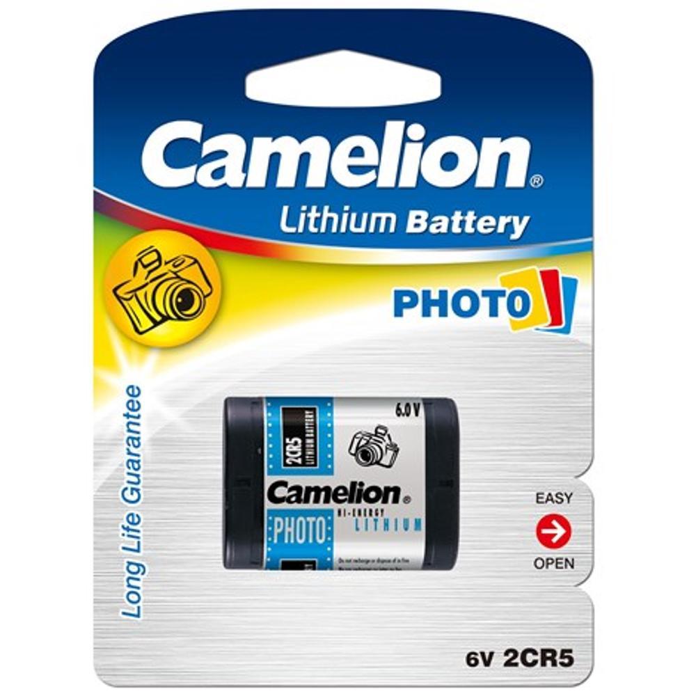 Afbeelding van 2CR5 Camelion
