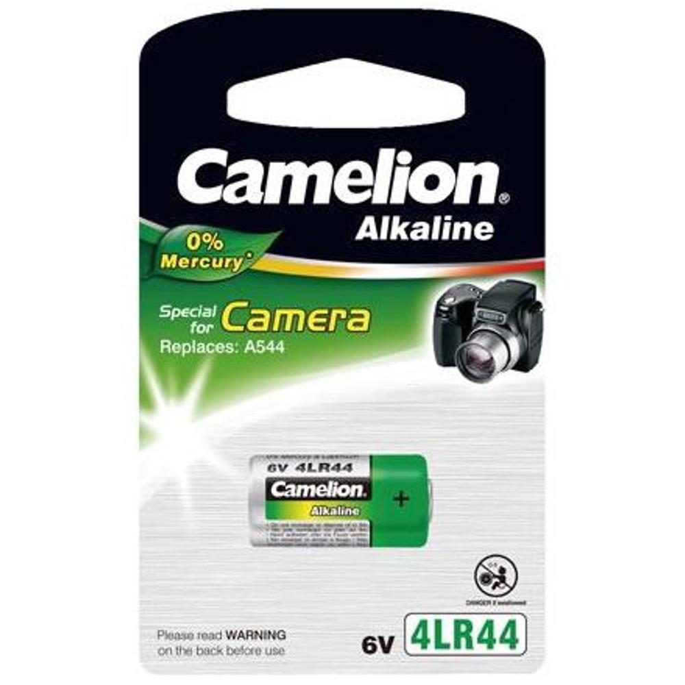 Afbeelding van 4LR44 Camelion