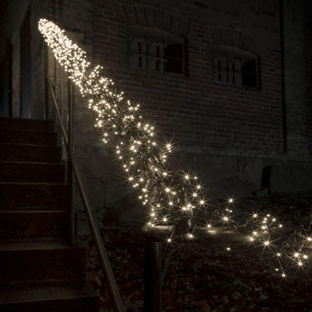 Kerstverlichting Cluster Lichtkleur Warm Wit Typ Led