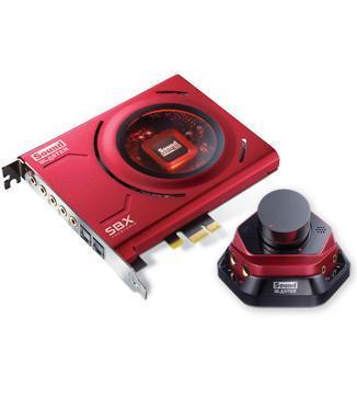 Afbeelding van 5.1 PCI Geluidskaart Creative Labs