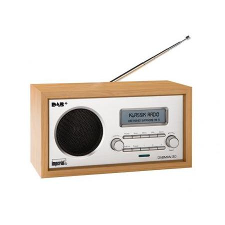 Retro DAB+ radio