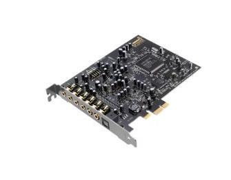 Afbeelding van 7.1 PCI E Geluidskaart Creative Labs