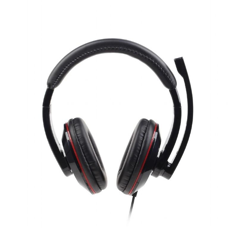 Gaming koptelefoon - 2x jack - Over ear
