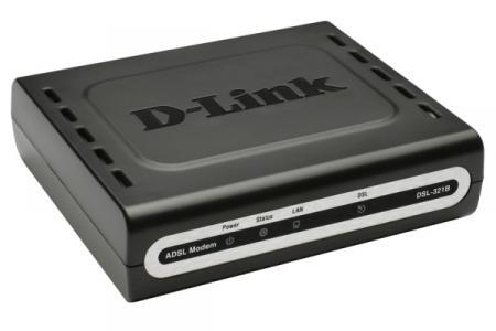 Afbeelding van ADSL2+ Ethernet Modem D Link