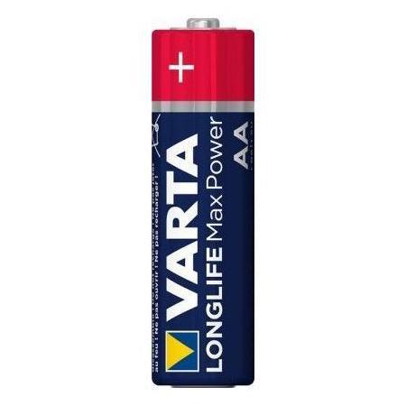 Afbeelding van AA batterij Set van 4 batterijen Varta