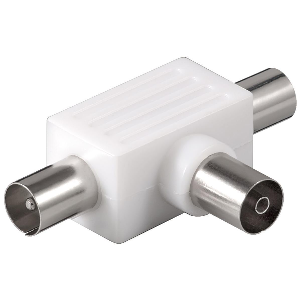 Favoriete Coaxsplitter voor analoog of digitaal signaal bij Allekabels OS64
