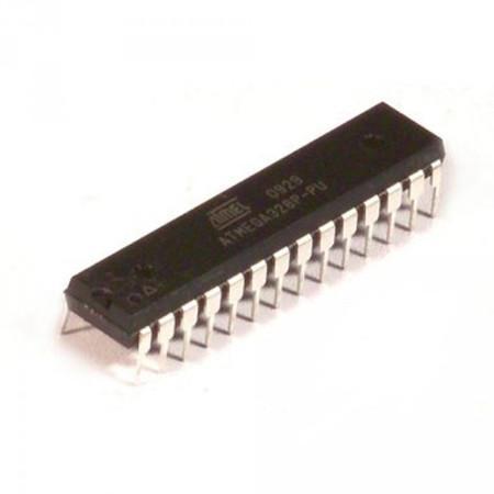 Afbeelding van Arduino chip ATmega328 Arduino?