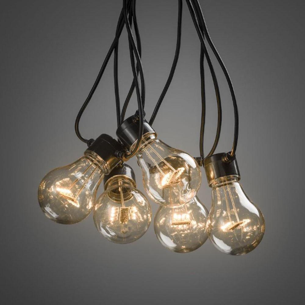 Feestverlichting - Feestverlichting - E27 LED, Type: Prikkabel ...