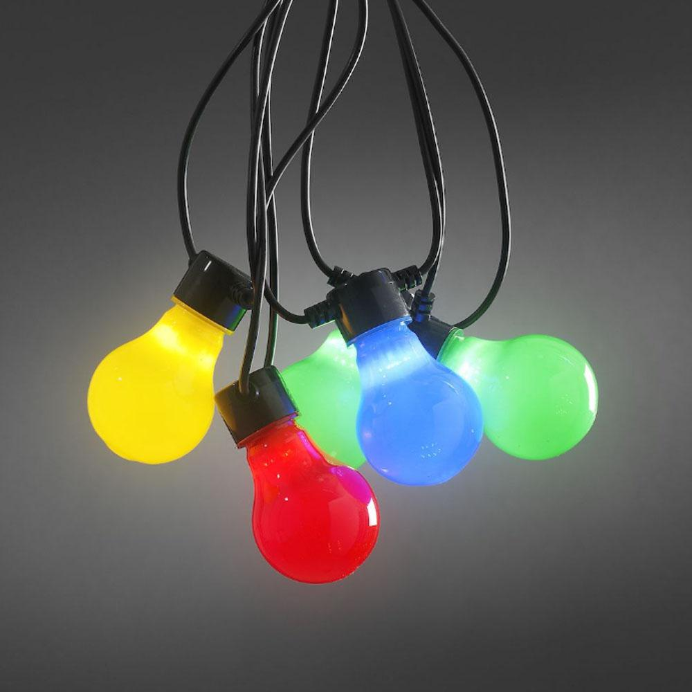 Lichtketting - Multicolor - 19,5 meter