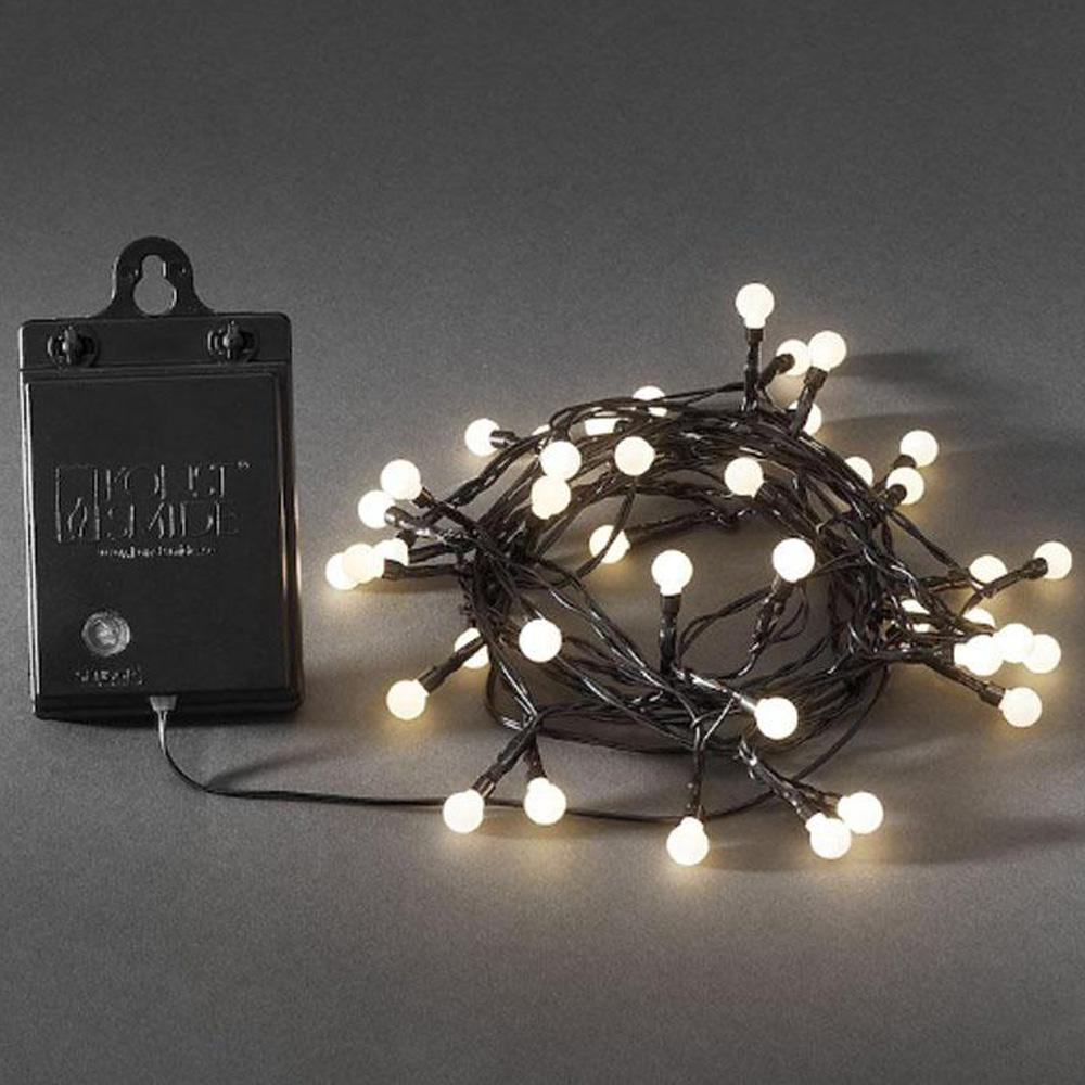 Verlichting voor kerst op batterij - Kerst lampen op batterijen