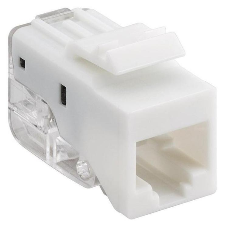 Cat5e keystone