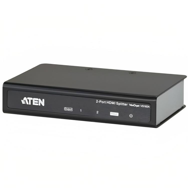 Afbeelding van 2 poorts HDMI Splitter Aten