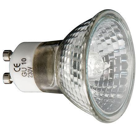 gu10 lamp halogeen lichtkleur warm wit