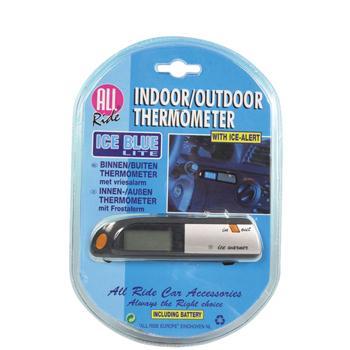 Afbeelding van Autothermometer voor binnen en buiten All Ride