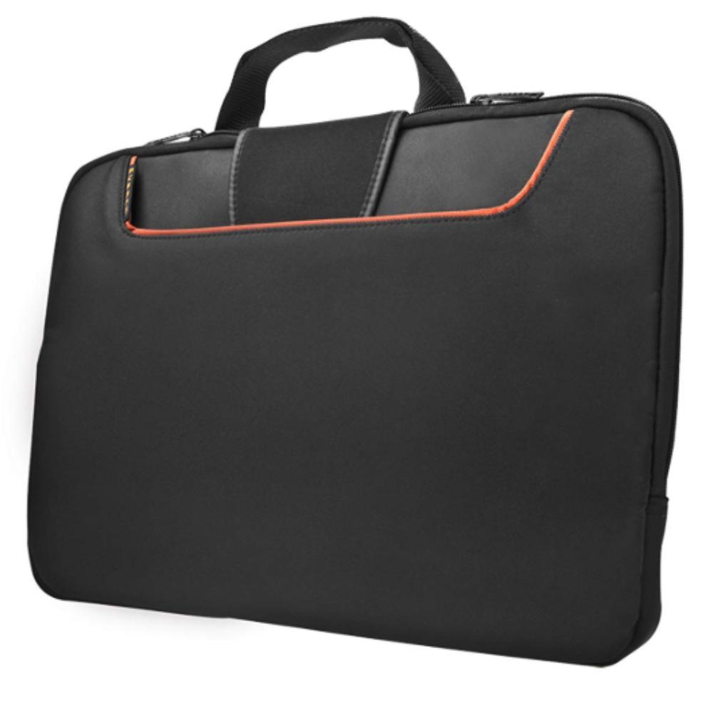 393bae13a8d Laptoptas - t/m 17.3''- Zwart - Model: Schoudertas, Merk: Everki ...