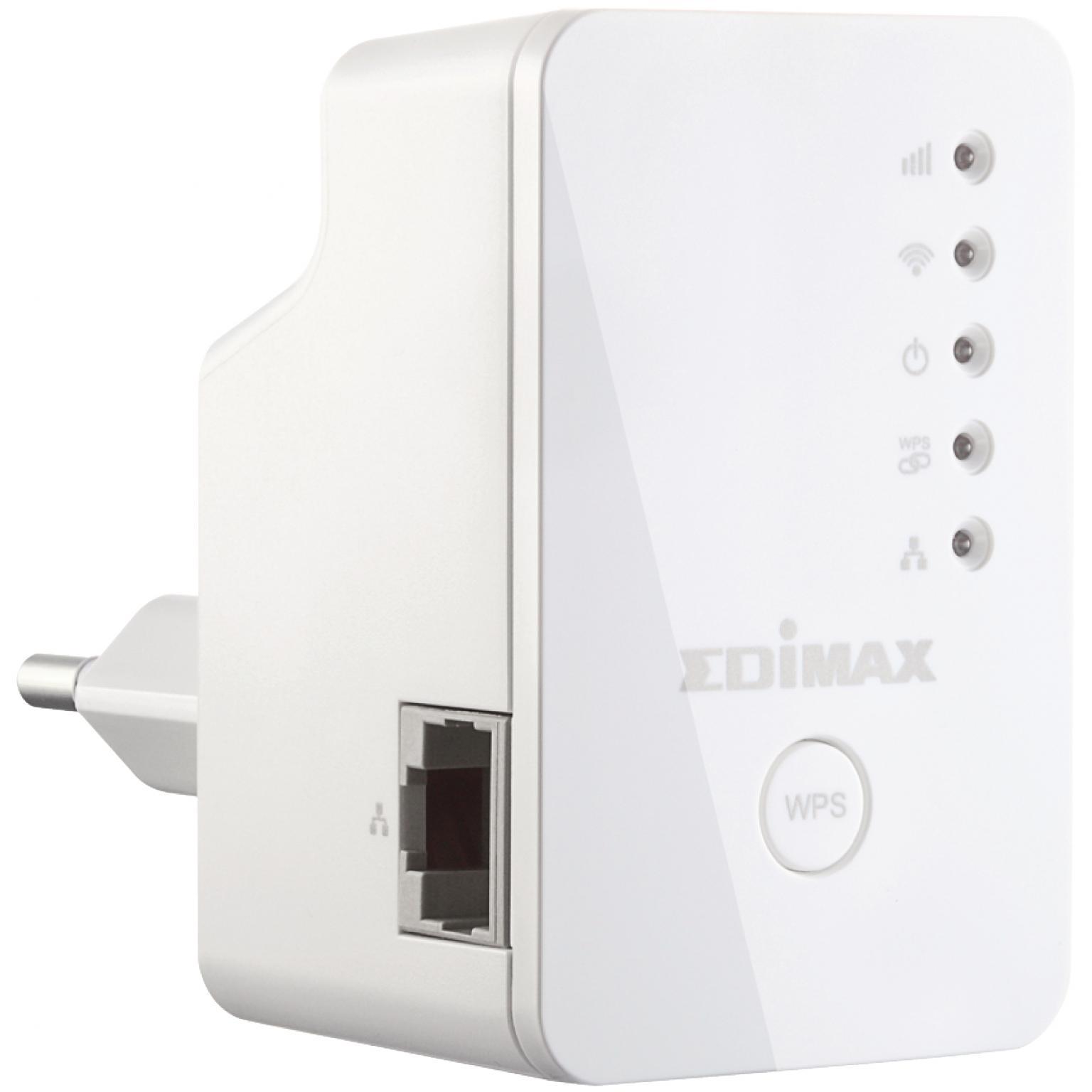 Afbeelding van Draadloze WI FI versterker N300 2.4 GHz 300 Mbps