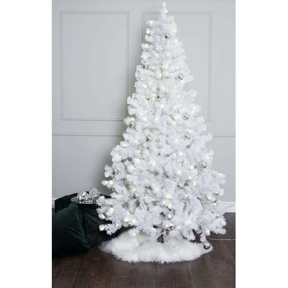 kunstkerstboom wit