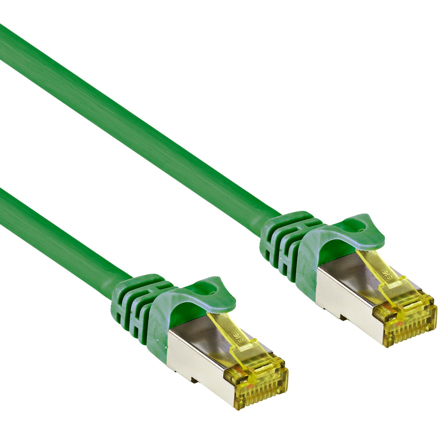 S/FTP-kabel CAT7 - 2 meter