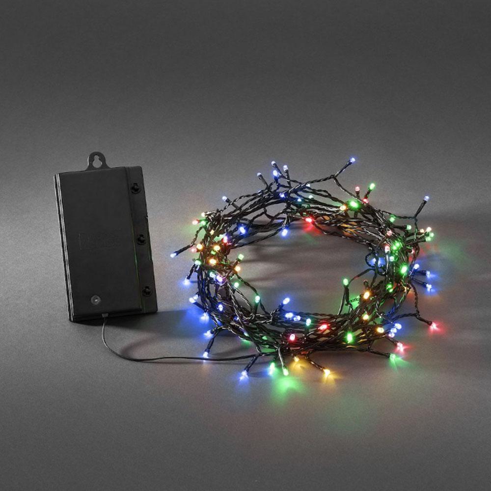 Kerstverlichting Buiten Op Batterij Allekabels