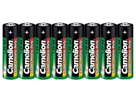 Afbeelding van Batterie Camelion R06 Mignon AA (8 pcs Value Pack)