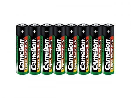 Afbeelding van Batterie Camelion R03 Micro AAA (8 pcs Value Pack)