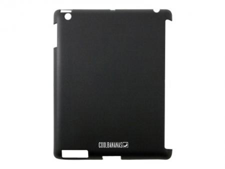 Afbeelding van Cool Bananas silicone protective cover SmartShell for iPad (black) C