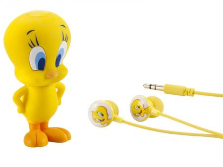 Afbeelding van Emtec MP3 Player 8GB Looney Tunes Series (Tweety)