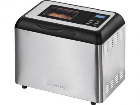 Afbeelding van Clatronic BBA 3365 Automatic Bread Making Machine Silver