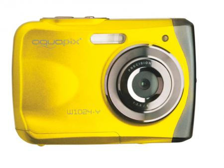 Afbeelding van Easypix W1024 Splash Underwater camera (Yellow)