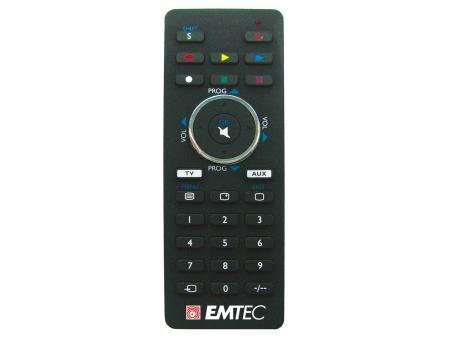 Afbeelding van Emtec Universal Remote Control 2in1 (H420)
