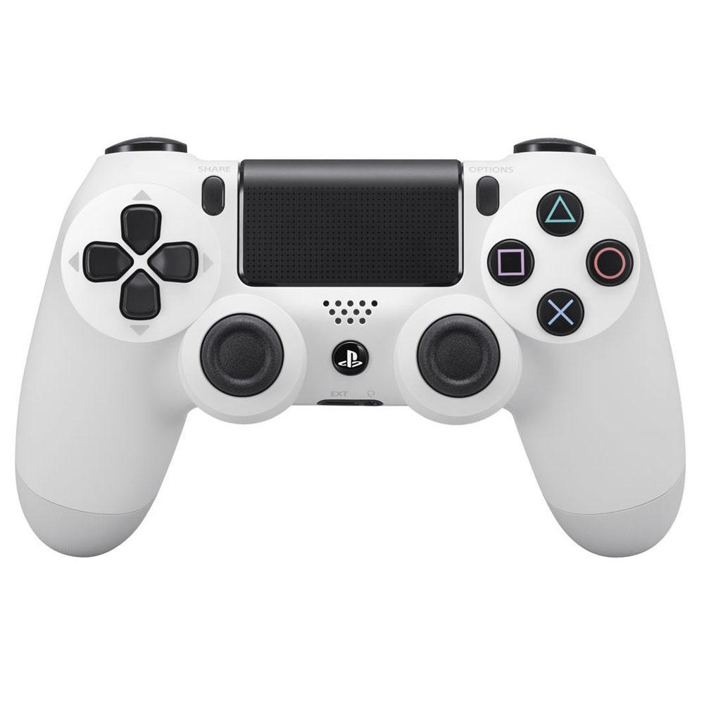 DUALSHOCK 4 Wireless Controller Kleur: Wit