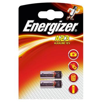 Afbeelding van Alkaline Batterij 23A 12 V 2 Blister