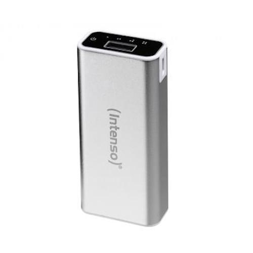 Powerbank - 5.200 mAh - Zilver