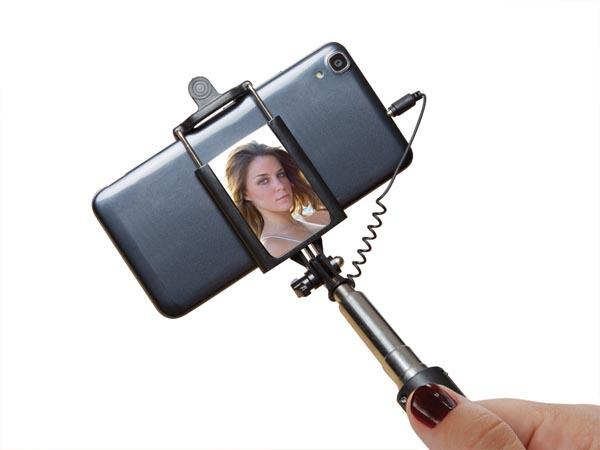 Sony Xperia Z3 Compact - Selfie stick - Zelfontspanner