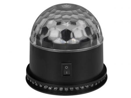 DISCOBAL MET LED-VERLICHTING - DISCOBAL MET LED-VERLICHTING