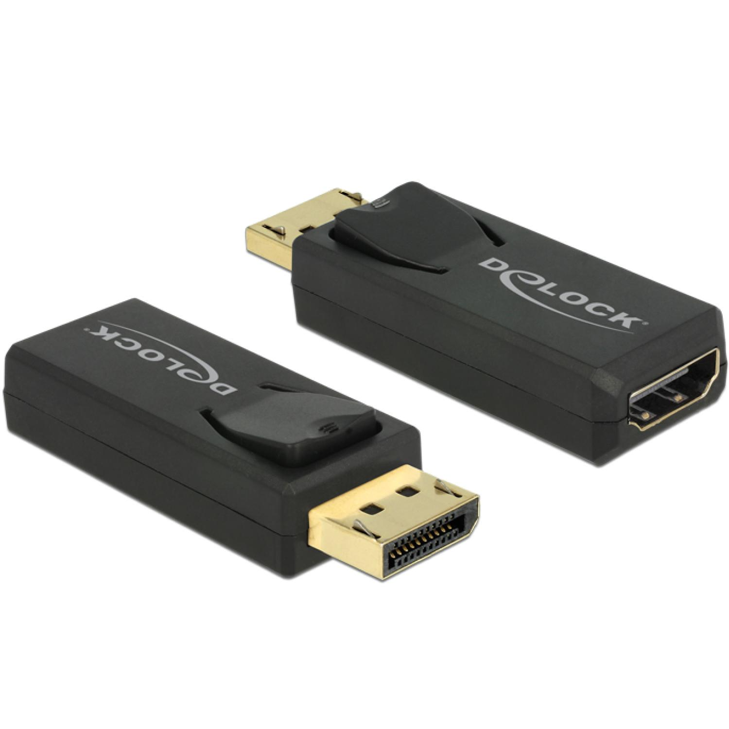 DisplayPort naar HDMI adapter