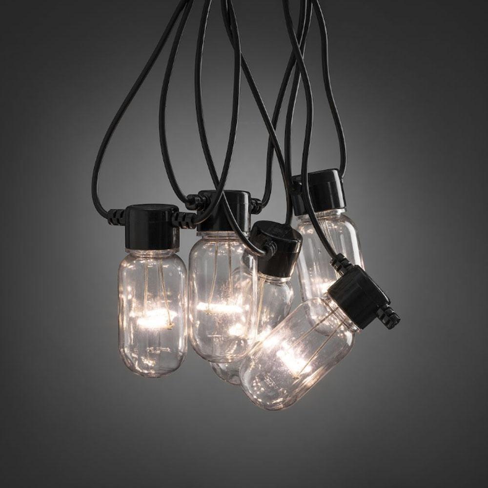 Feestverlichting - Feestverlichting - LED, Kleur: Warm wit, Geschikt ...