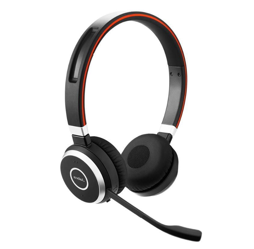Bluetooth headset - Jabra Evolve 65 Verbinding: Bluetooth,
