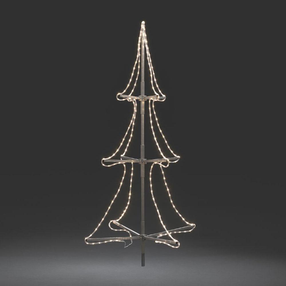 Kerstfiguur Kerstboom Lichtkleur Warm Wit Type Led Aantal