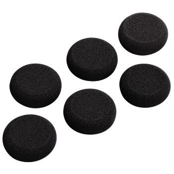 Ear pads foam replacements 45mm, 6 stuks