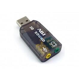 Afbeelding van ADJ 130 00003 Adapter USB naar microfoon en