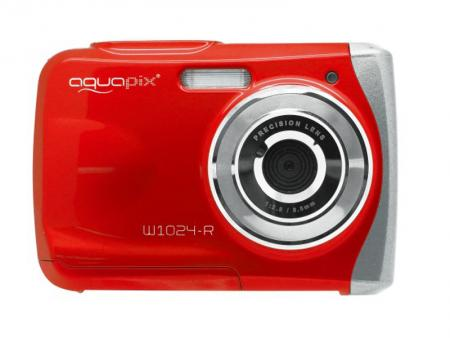 Afbeelding van Easypix W1024 Splash Underwater camera (Red)