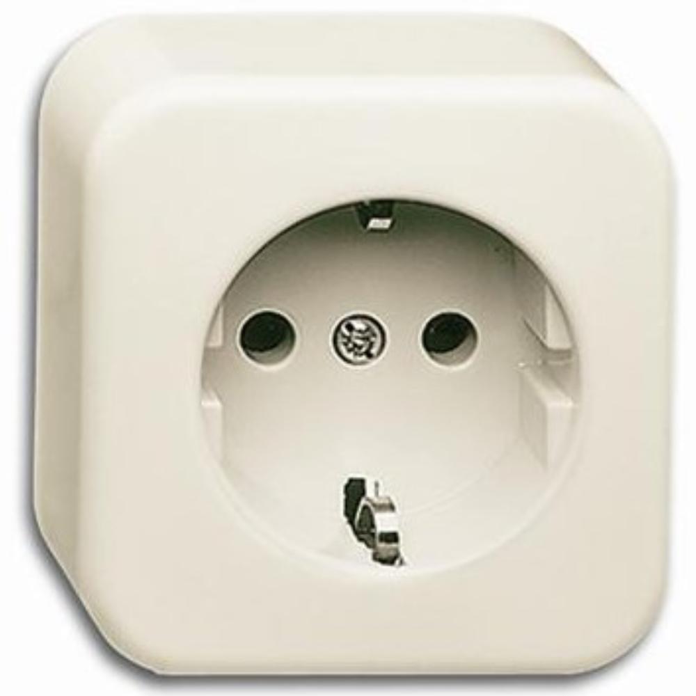 Bekend Stopcontact kopen? Wandcontactdoos, Contactdoos | Allekabels IT78
