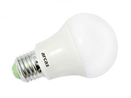 Afbeelding van Arcas LED saving lamp 8 Watt (=51W) White 4000K E27 (650 Lumens) Arc