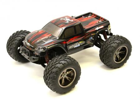 rc auto monster truck bestuurbare elektro monster. Black Bedroom Furniture Sets. Home Design Ideas