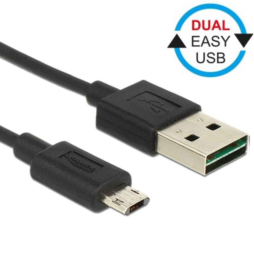 Easy USB Micro Kabel 0.2 meter