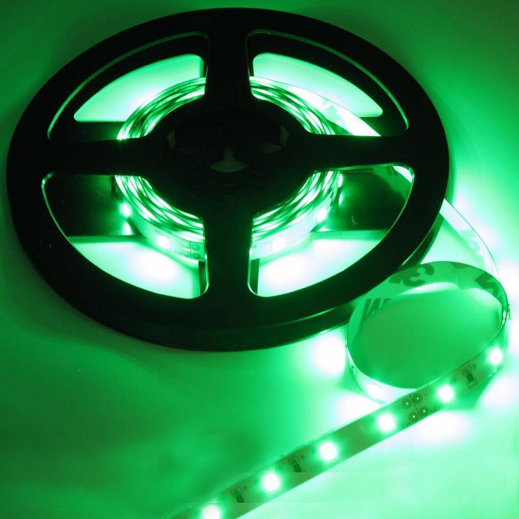 Power LED Strip - Groen - 0.5 meter